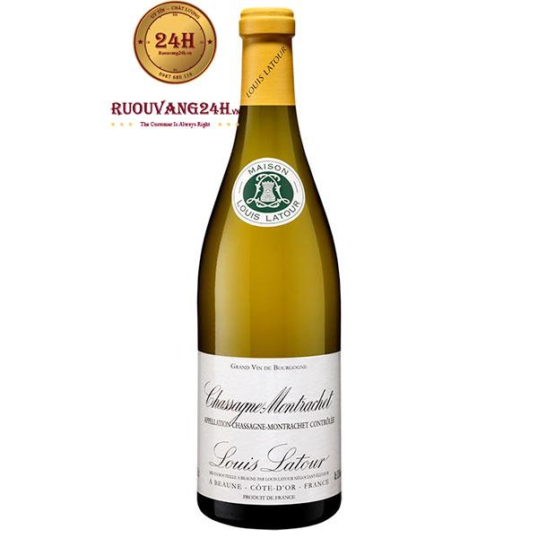 Rượu Vang Louis Latour Chassagne Montrachet