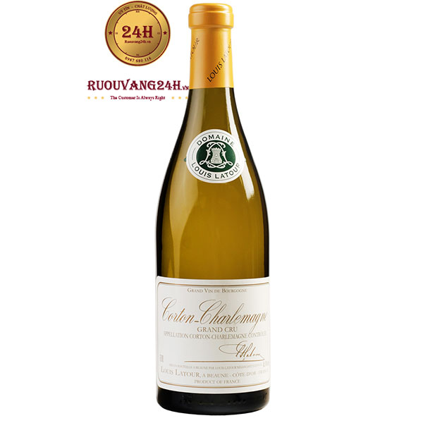 Rượu Vang Louis Latour Corton Charlemagne