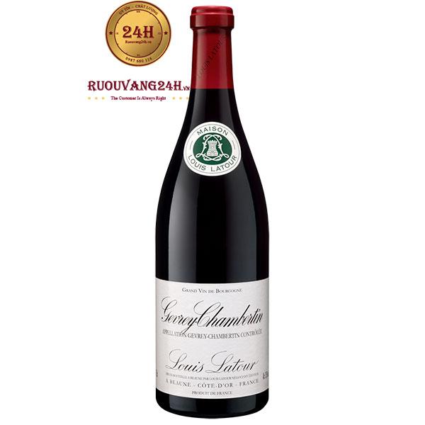 Rượu Vang Louis Latour Gevrey Chambertin