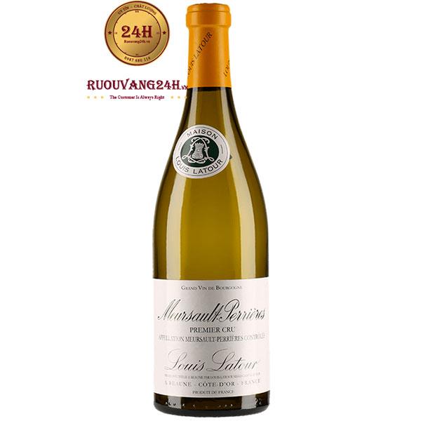 Rượu Vang Louis Latour Meursault Perrières Premier Cru