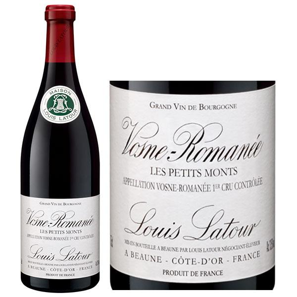 Rượu Vang Louis Latour Vosne Romanée Les Petits Monts