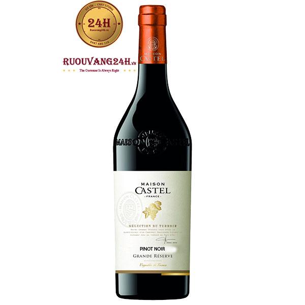 Rượu Vang Maison Castel Grande Reserve Pinot Noir