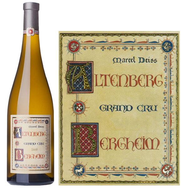 Rượu Vang Marcel Deiss Altenberg Bergheim Grand Cru