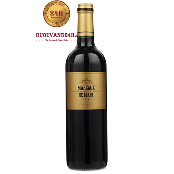 Rượu Vang Margaux De Brane