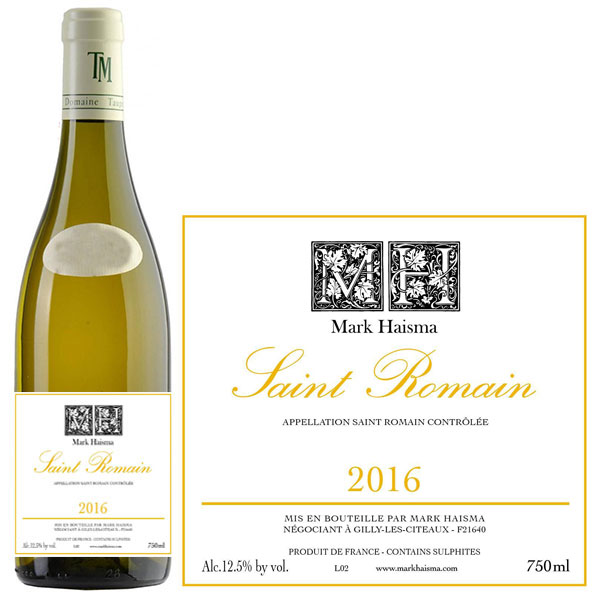 Rượu Vang Mark Haisma Le Jarron Saint Romain