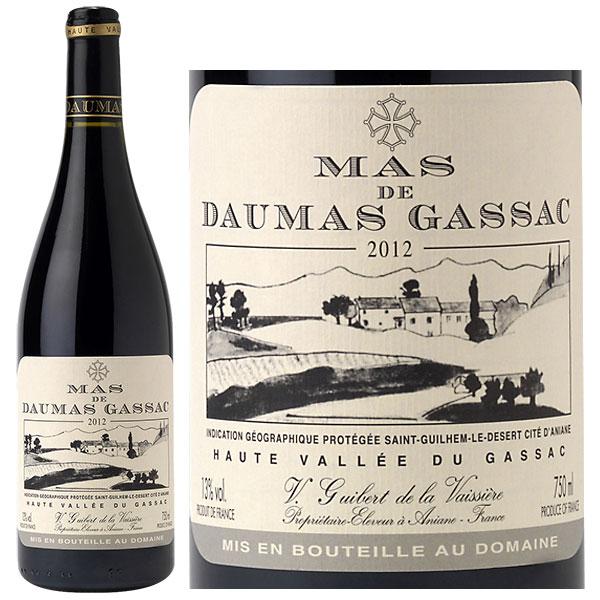 Rượu Vang Mas De Daumas Gassac