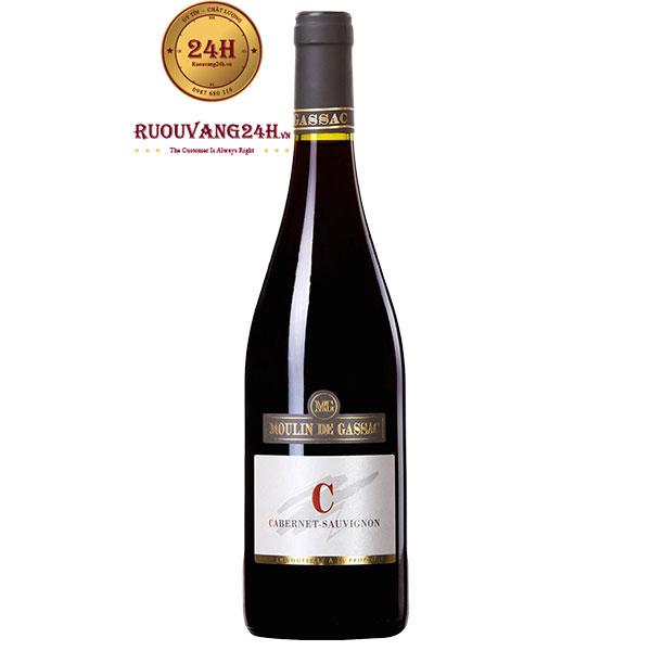 Rượu Vang Moulin De Gassac Cabernet Sauvignon