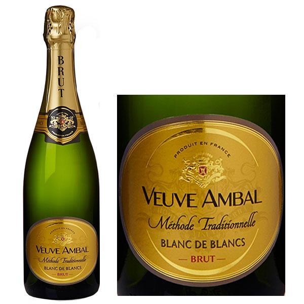 Rượu Vang Nổ Veuve Ambal Méthode Traditionnelle