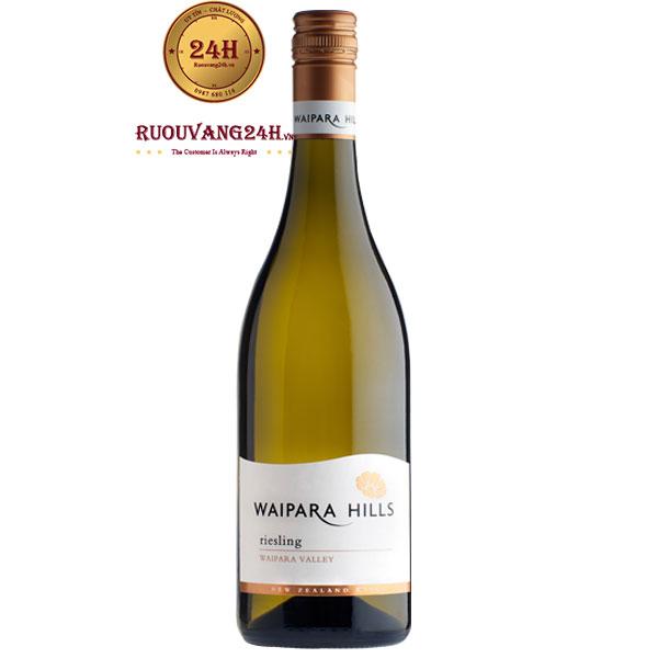 Rượu Vang New Zealand Waipara Hills Riesling