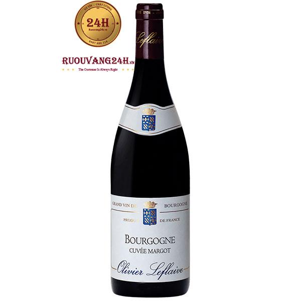 Rượu Vang Olivier Leflaive Cuvee Margot Bourgogne