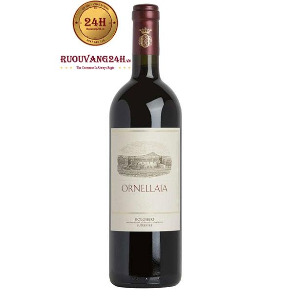 Rượu Vang Ornellaia Bolgheri Superiore