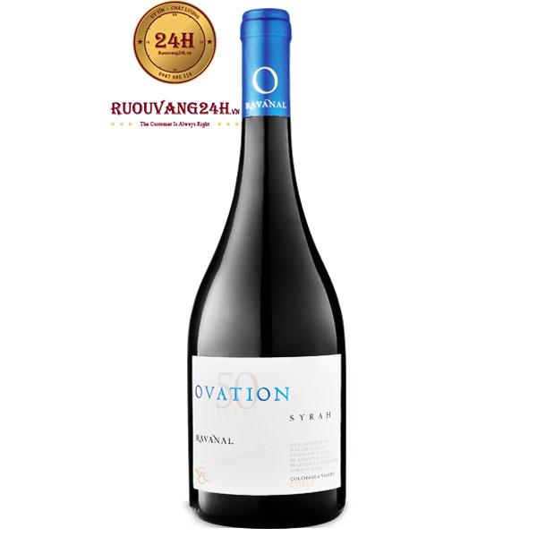 Rượu VangOvation Ravanal 50 Year Syrah