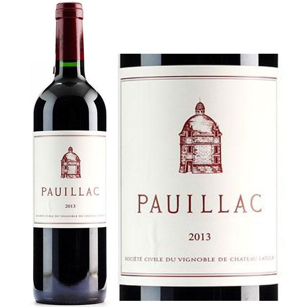 Rượu Vang Pauillac De Chateau