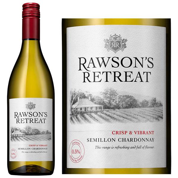 Rượu Vang Penfolds Rawson's Retreat Semillon Chardonnay