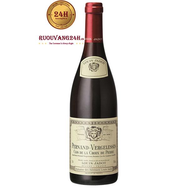 Rượu Vang Pernard Vergelesses Clos De La Croix De Pierre