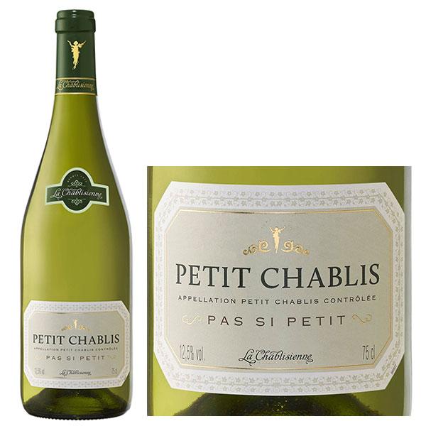 Rượu Vang Petit Chablis Pas Si Petit Chardonnay
