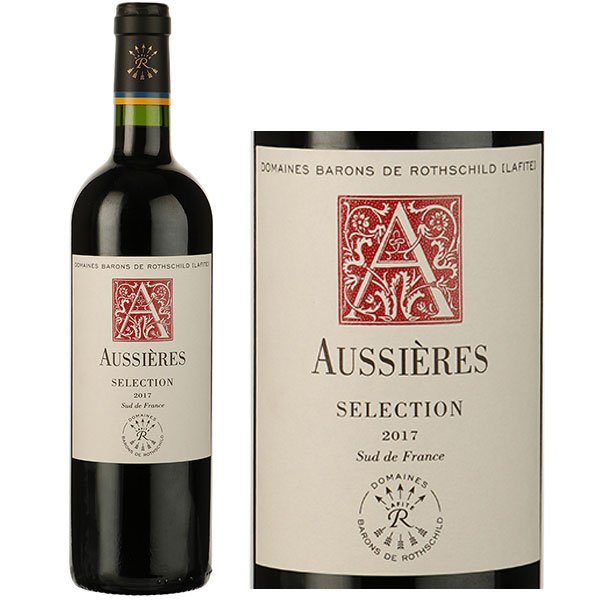 Rượu Vang Pháp Aussières Selection