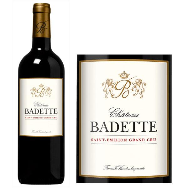 Rượu Vang Pháp Chateau Badette