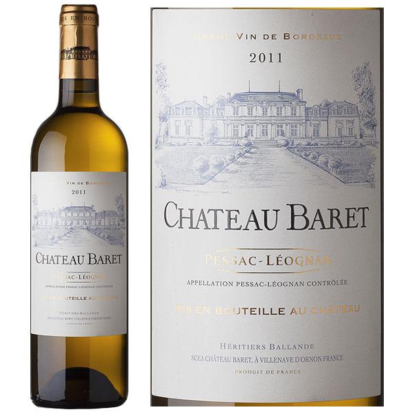 Rượu Vang Pháp Chateau Baret Blanc