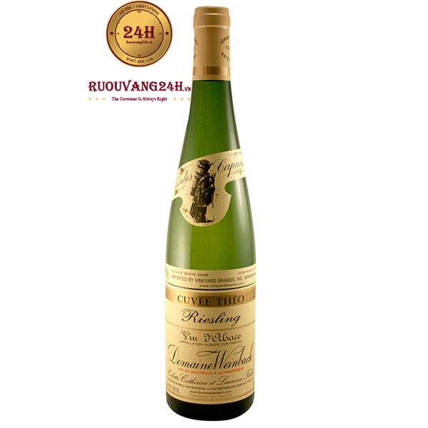 Rượu Vang Pháp Domaine Weinbach Riesling