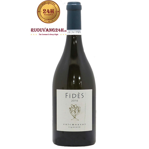 Rượu Vang Pháp FIDES Eric Morgat