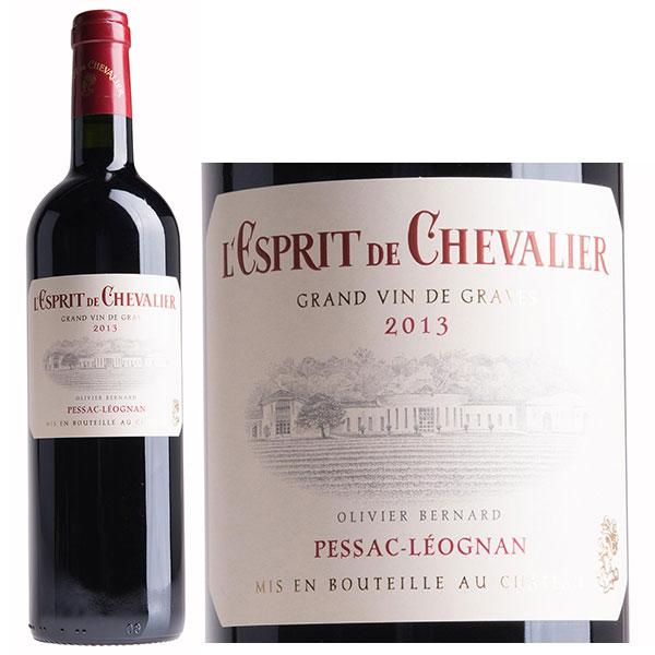 Rượu Vang Pháp L'esprit De Chevalier