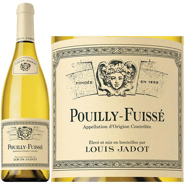 Rượu Vang Pháp Louis Jadot Pouilly Fuisse