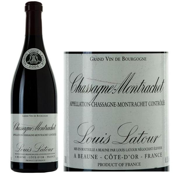 Rượu Vang Pháp Louis Latour Chassagne Montrachet
