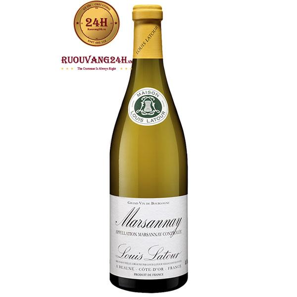 Rượu Vang Pháp Louis Latour Marsannay Blanc