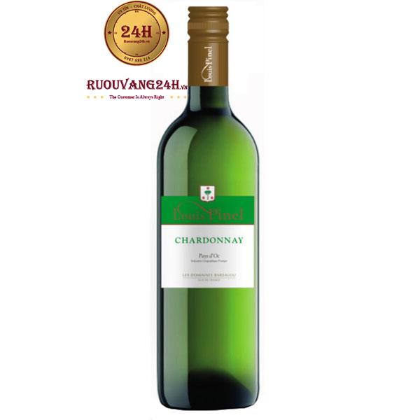 Rượu Vang Pháp Louis Pinel Chardonnay