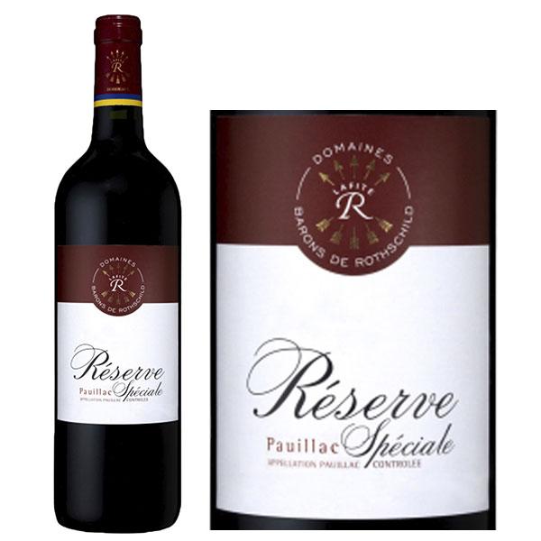 Rượu Vang Pháp Réserve Pauillac Spéciale