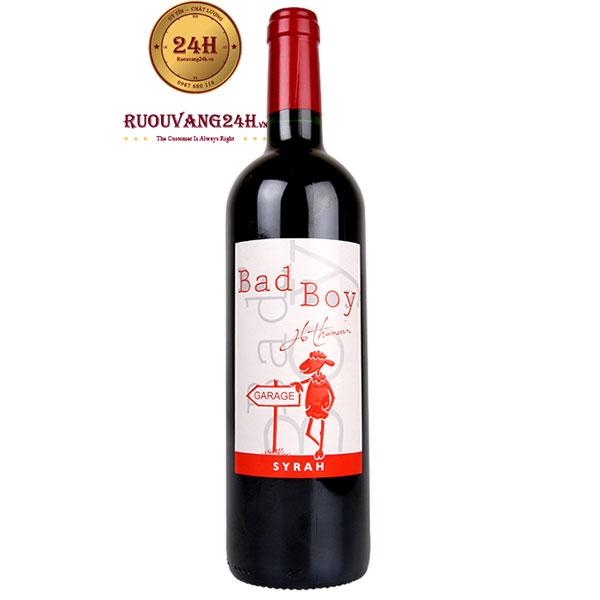 Rượu Vang Pháp Thunevin Bad Boy Syrah