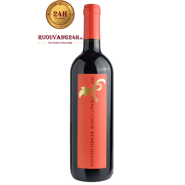 Rượu Vang Piantate Lunghe Rosso Conero
