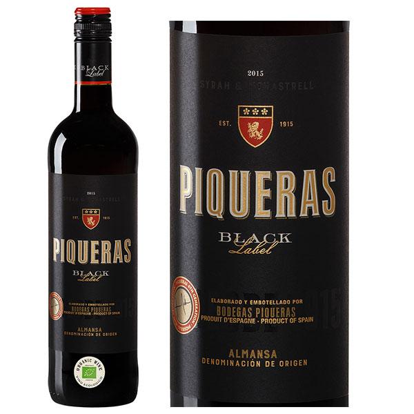 Rượu Vang Piqueras Black Label