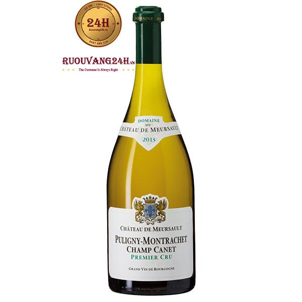 Rượu Vang Puligny Montrachet Champ Canet Premier Cru