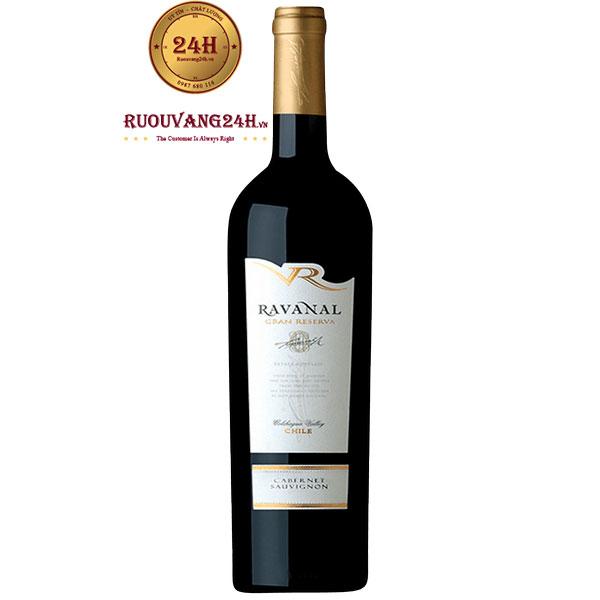 Rượu Vang Ravanal Gran Reserva Cabernet sauvignon