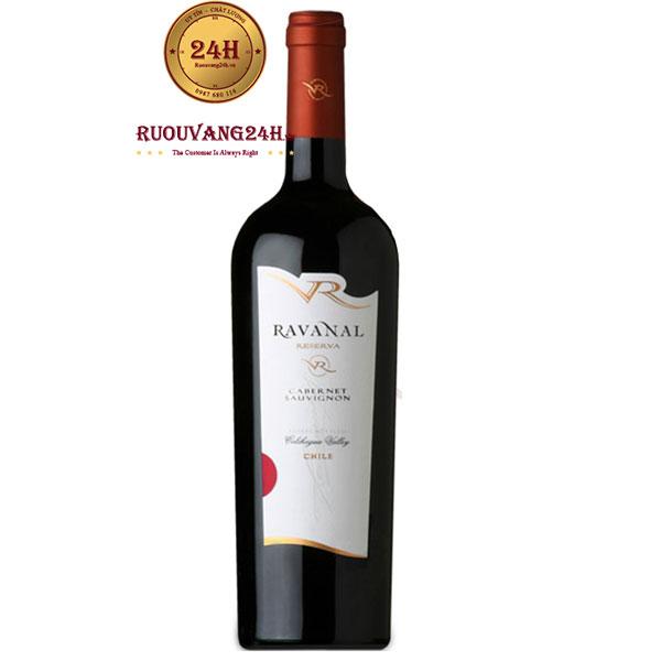 Rượu Vang Ravanal Reserva Cabernet sauvignon