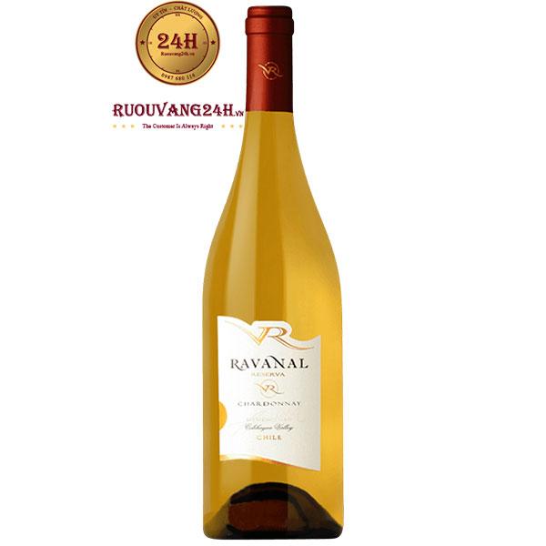 Rượu Vang Ravanal Reserva Chardonnay