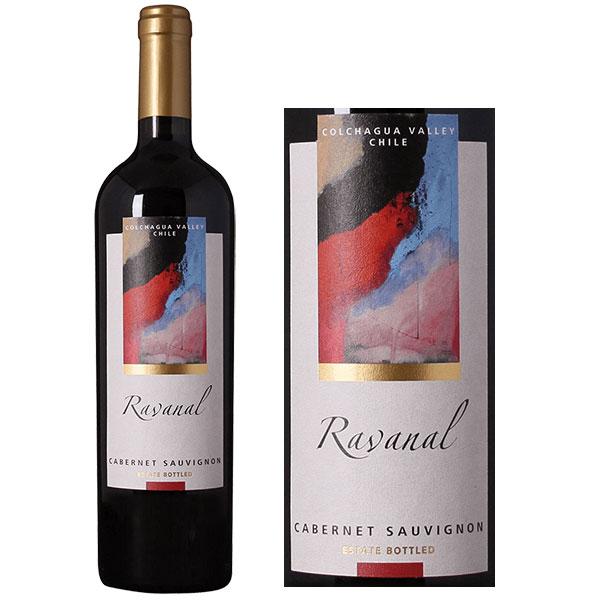 Rượu Vang Ravanal Varietal Cabernet sauvignon