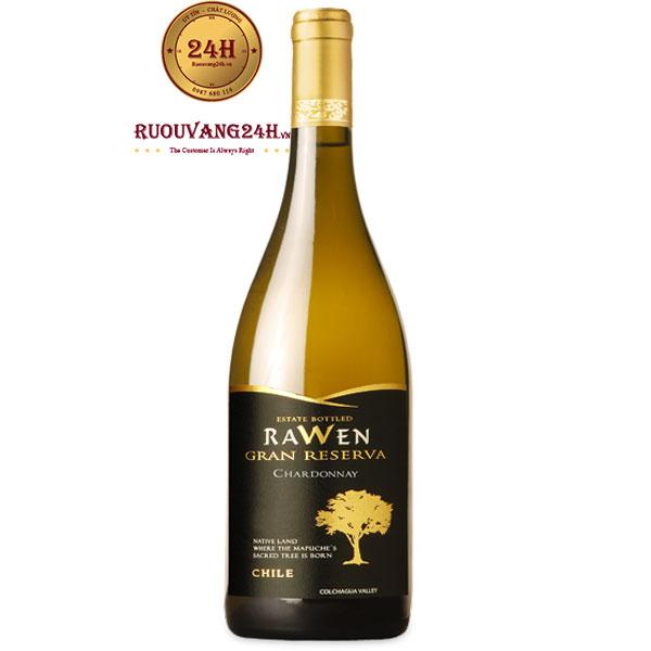 Rượu Vang Rawen Gran Reserva Chardonnay