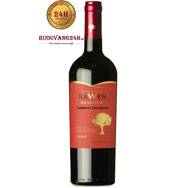 Rượu VangRawen Reserva Cabernet Sauvignon