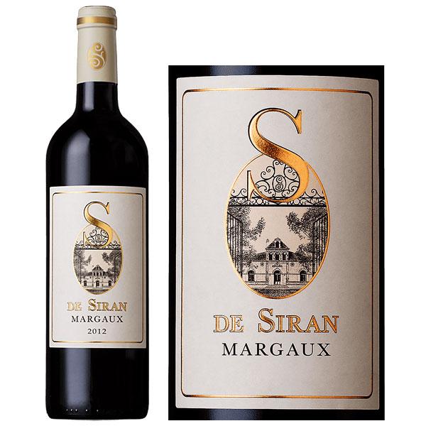 Rượu Vang S De Siran Margaux Giaruou.vn