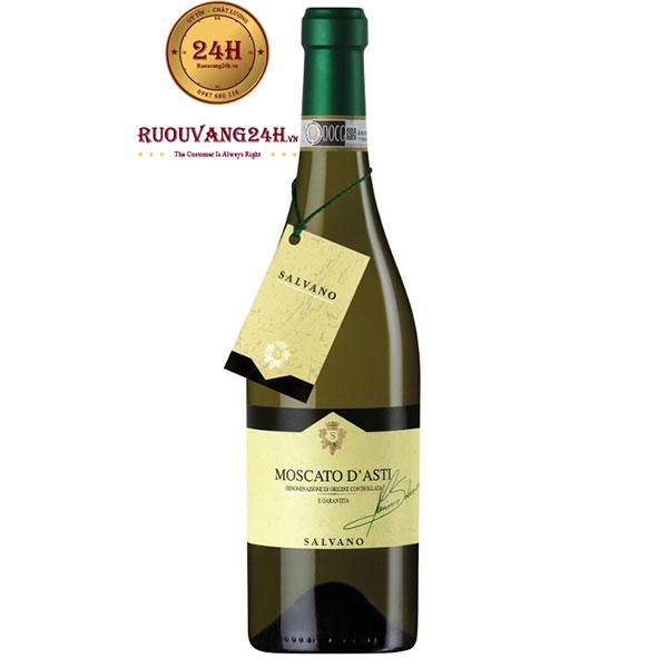 Rượu Vang Salvano Moscato D'asti