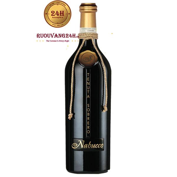 Rượu Vang Salvano Nabucco