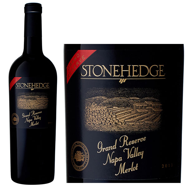 Rượu Vang Stonehedge Grand Reserva Merlot