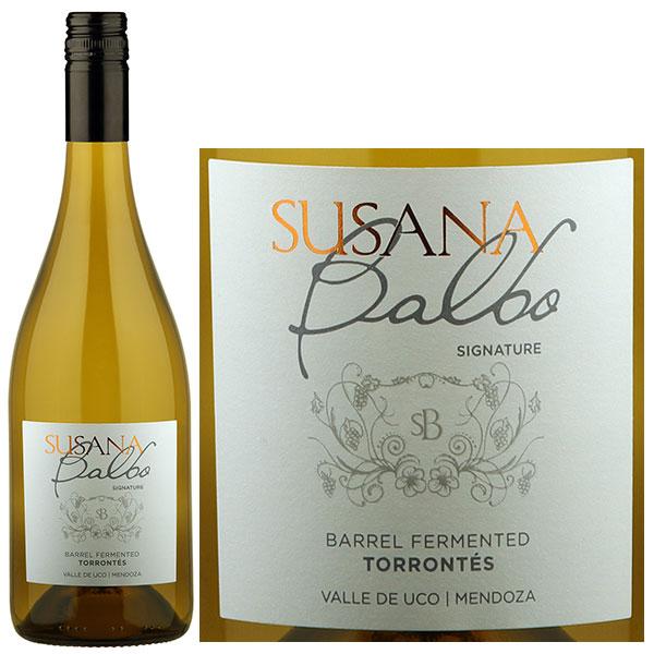 Rượu Vang Susana Balbo Signature Barrel Fermented Torrontes
