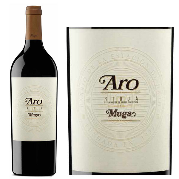 Rượu Vang Tây Ban Nha Aro Muga