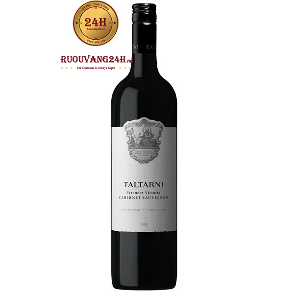Rượu Vang Taltarni Pyrenees Victoria Cabernet Sauvignon