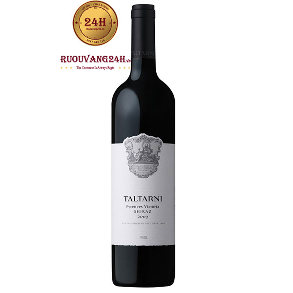 Rượu Vang Taltarni Pyrenees Victoria Shiraz