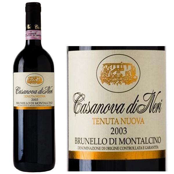 Rượu Vang Tenuta Nuova Casanova Di Neri